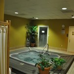 Separate Men's and Women's hot tubs, steam rooms and saunas