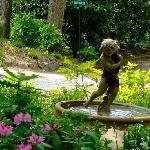 Nice fountain shot