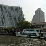 Hotel vom Chao Praya River