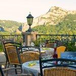 Hôtel Restaurant La Porte des Cévennes - Restaurant