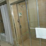 Century Suite full bath with separate shower