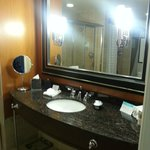 Century Suite vanity area