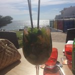 Mojito with a view
