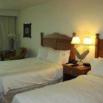 Zimmer mit zwei Queen Betten