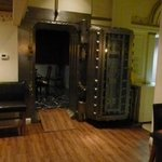 Enter the vault at Dancing Fig - a private dining room