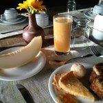 Cafe de manha