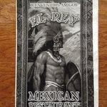El Rey Azteca Mexican Restaurant