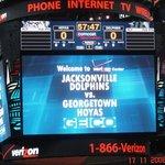 Verizon Center - WDC - Georgetown Game