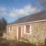 Sunny Old Oak Barn