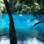 Riri Blue hole. Amazing!