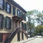 Una delle abitazioni più antiche di Harlem