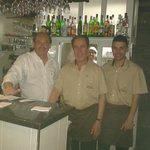 Lovely owner Jose and staff