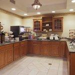 CountryInn&Suites Mansfield BreakfastRoom
