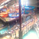 views of the waterpark
