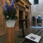 National Museum of Antiquities: small temple at entrance