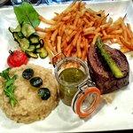 Une viande tendre + des légumes frais = 200% de bonheur entre amis
