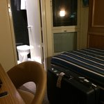 Is this the smallest hotel room EVER?