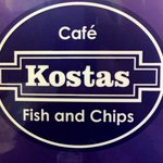 ‪Kostas Fish Shop and Cafe‬