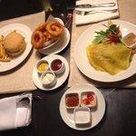 food order form the hotel resturant