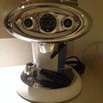 machine illy coffee