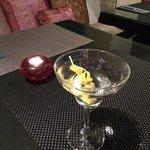 Fantastic dry martini