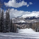 the slopes in Telluride