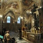 The crypt of Saint Andrew, the apostle