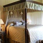 Bedroom - The Juliet Suite