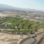 Aerial View from Maverick Helicopters.