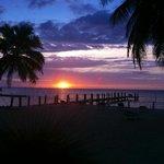 beautiful morning at pines and palms
