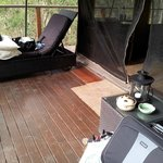 kingfisher verandah