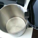 clean kettle