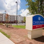 Candlewood Suites Athens Ga Hotel Exterior