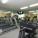 Candlewood Suites Athens GA on site Fitness Center