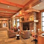 GLBH Lobby-Fireplace