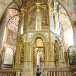 Capela no interior do Convento de Cristo