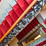 Interior at Mamaison Hotel Riverside Prague