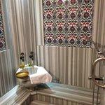 Turkish style bathroom