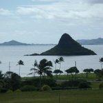 View toward Kaneohe Bay