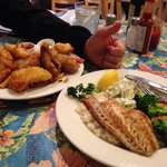 Rockfish - Yum!