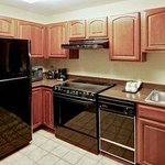 Full Kitchen in Two Bedroom Suites
