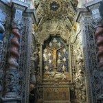 Алтарь Распятия в одноименной капелле