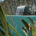 Inviting resort style luxury pool