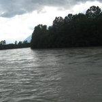 Rattenberg -Inn river