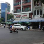 The name of the Cafe/Shop