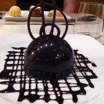 Le dôme 3 chocolat