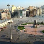 View on Taksim square