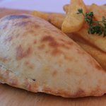 Pizza Pockets are Calzone styled Pizzas