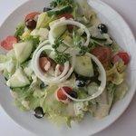 Salads, Pastas, Burgers, Fish & Pizzas