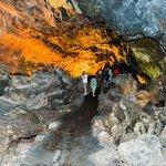 В туннелях пещеры